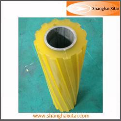 China Custom Made Polyurethane Coating Corn Peeler Drive Rollers on sale
