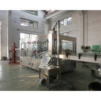 Machine Manufacturer Full Automatic Purified mineral water filling machine/washer filler capper for purified water