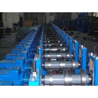 Low energy consumption stable 760 shutter door frame roll framing machinery for wall , roof