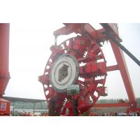 Gantry Crane for Shield Tunneling Machine  Lifting capacity: 400t, 100t, 130t, 100+100t Span: 18~36m