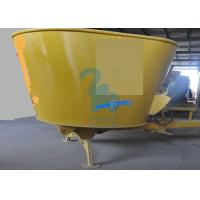 2115kgs Stationary Type TMR Ruminant Animals' Feed Mixer Machine For Cattle Husbandry