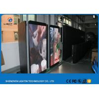 Poster industrial LED display Screen P8 1 / 8 Scan 3528 Smd CE Rohs FCC