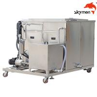 50L Ultrasonic Cleaning Equipment , Ultrasonic Washing Machine 900W For DPF / Value