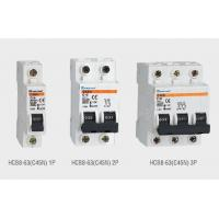 CE Standard Mini Circuit Breaker MCB / Miniature Circuit Breakers For Industrial