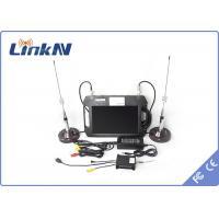 Lightweight Mini Nlos Los Long Range Video Transmitter 10.1 Inch Lcd Screen
