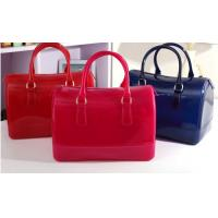 Candy silicone handbag,silicone beach bag,large size silicone hot selling handbag