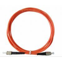 High Stability Fiber Optic Patch Cord FC-ST , Multimode , Simplex