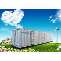 1750KVA 1400KW Container Generator Set 16 Cylinders Super Silent