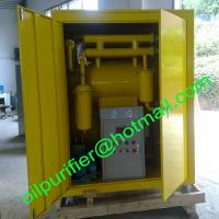10KV to 110KV Transformer Oil Purifier Machine, Dielectric Oil Filtering Unit