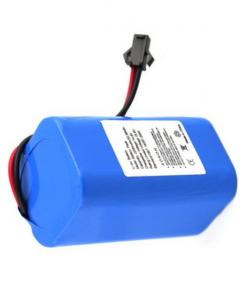 China 4S2P 18650 Li Battery Pack / Panasonic Lithium Ion Battery , 32.56wh Rated Power supplier