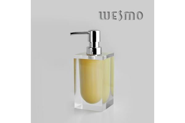 Wbp0255a yellow resin bathroom accessories set product for Yellow bathroom accessories sets
