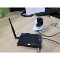 Full duplex data audio video transceiver COFDM wireless 10km IP mesh