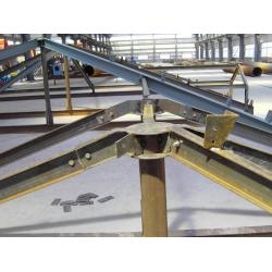 China AISI Structural Steel Members , Hot-dip Galvanizing Steel Member on sale