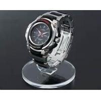 Office Counter Acrylic Watch Display Stand For Man Use , Custom Size