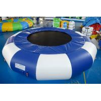 PVC Material Inflatable Water Trampoline For Family Use