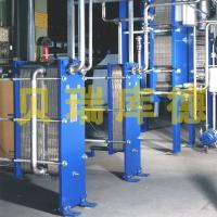 HRSB Brand  Various kinds AISI 304 plate type industry gasket plate heat exchanger hot sale use widly in central heating