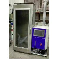 Vertical Flammability Testing Equipment For Vertical Flame Spread Test