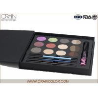 Portable Makeup Kit Combined of Makeup Eyeshadow Blush Eyeshadow Mascara Eyeliner