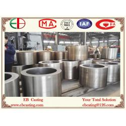 China Bimetal Centrifugal Cast Rollers CrMoCuVTiRe for Brick-making Industry EB13125 on sale