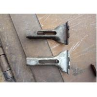 Type A Type C Steel Grating Clips 3mm / 4mm Thickness Low Carbon Steel