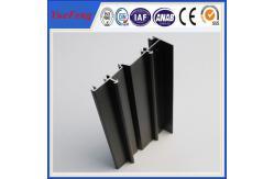 La Chine Porte en aluminium et fenêtres de style d'électrophorèse royale commerciale de taille standard fournisseur