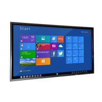 University Teaching Flat Touch Screen Monitor , 70 Inch Learning Monitor Mit Touchscreen