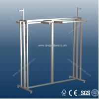 Quality hotsell metal clothes shelf