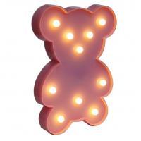 Koala led marquee light kids night light