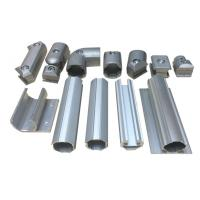 Aluminum Pipe Flexible Tube Pipe Fitting Ebow Connectors for Industial Pipe Rack