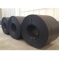 HRC Hot Roll Steel Coil , Sheet Metal Coil Q195 Q345 Q215 for Constructions
