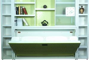 Smart Bedroom Furniture Foldable Murphy Wall Bed Modern