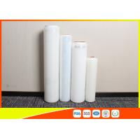 Clear Food Packing Film Food Grade PE Cling Film / Plastic Wrap