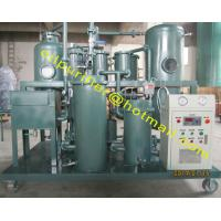 Used Cooking oil Filtration purifier, restaurant oil recycling plant with press filter