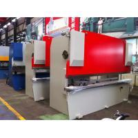 Punch Hydraulic Press Brake With DELEM DA52 CNC Control System