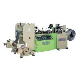 pvc shrink sleeve gluing / seaming machine / bag