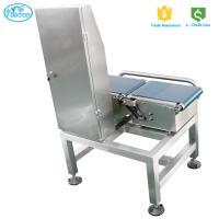 High Accuracy Dynamic Conveyor Weight Checker /  Conveyor Belt Scales