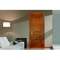High quality oak wooden doors design for house