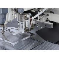 Lightweight Chain Stitch Embroidery Machine , Cross Stitch Sewing Machine For Clothes