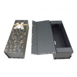 China eco friendly High End Champagne wine gift box wholesale made in china on sale