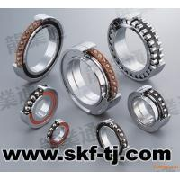 High Precision Spindle Angular Contact Ball Bearing For Railway Vehicles 35 x 47 x 7mm