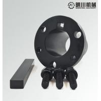 Heavy Duty Qd Hubs And Bushings , Locking Hub Bushing Black Phosphating Surface Treatment