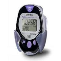 Portable pedometer step counter calories with USB interface, lithium battery