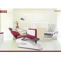 ST-D580 Ergonomic Dental Chair Unit , Top Mounted Dental Clinic Chair