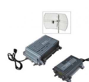 10W Powerful Long Distance CCTV Wireless AV Signal Sender Good Performance