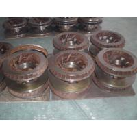 OEM Service Impeller Casting Aluminum Die Casting Part With Roll Forging