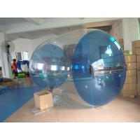 Blue Transparent Inflatable Water Roller Balls for Kids Inflatable Pool
