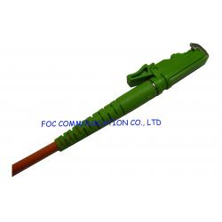 China E2000/APC Patch Cord Fiber Optic , FTTX Optical Jumper cord Low Low And High Stability on sale