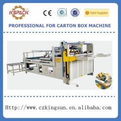 folder gluer machine manufacturers