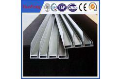 La Chine bâti de support en aluminium réglable de panneau solaire d'extrusion fournisseur