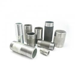 China 2 Inch Galvanised Carbon Steel Pipe Fittings Steel Water Pipe Fittings Casting Technics on sale